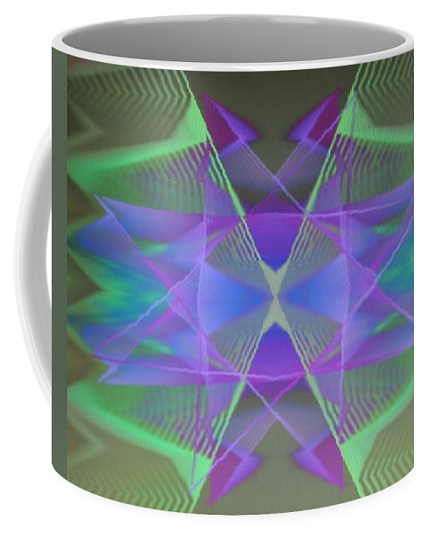 Digital Art Coffee Mug featuring the digital art Img0177 by Ralph Root
