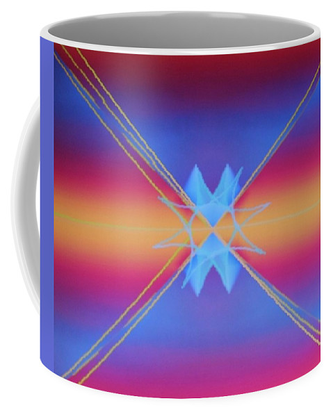 Digital Art Coffee Mug featuring the digital art Img0179 by Ralph Root