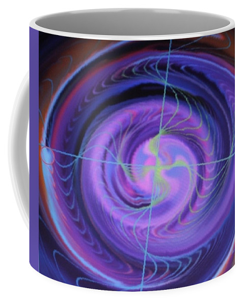 Digital Art Coffee Mug featuring the digital art Img0202 by Ralph Root