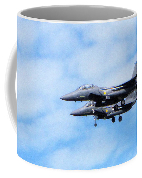 Jet Coffee Mug featuring the photograph Img_9906 - Jet by Travis Truelove