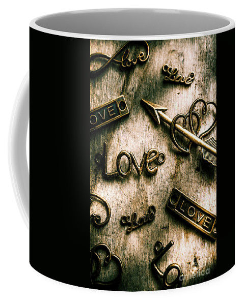 Charming Coffee Mug featuring the photograph In Contrast Of Love And Light by Jorgo Photography - Wall Art Gallery