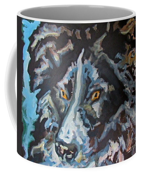 In Honor And Love Of Ace Coffee Mug featuring the photograph In Honor And Love Of Ace by John Malone