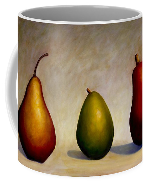 Still Life Coffee Mug featuring the painting In Repair by Shannon Grissom