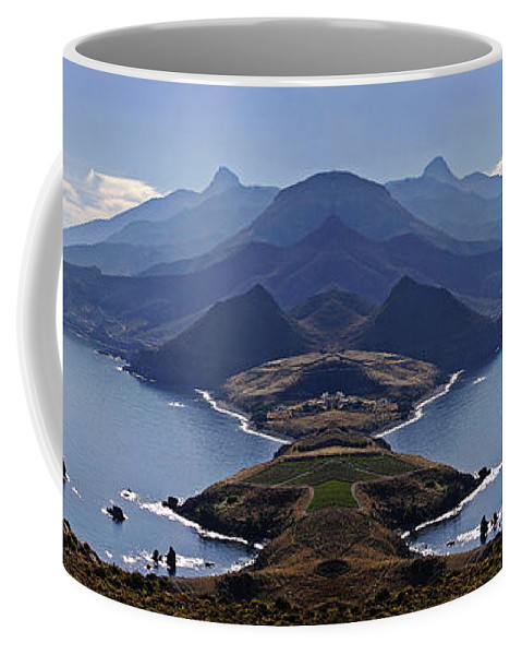 Atlantis Coffee Mug featuring the photograph In Search Of Atlantis by Casper Cammeraat