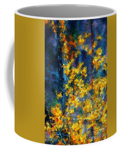 Nature Coffee Mug featuring the photograph In The Woods Again by David Lane