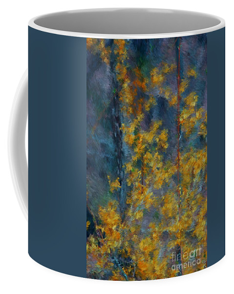 Coffee Mug featuring the photograph In The Woods by David Lane