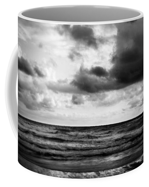 Ocean Coffee Mug featuring the photograph Indian Ocean 1 by Neil Overy