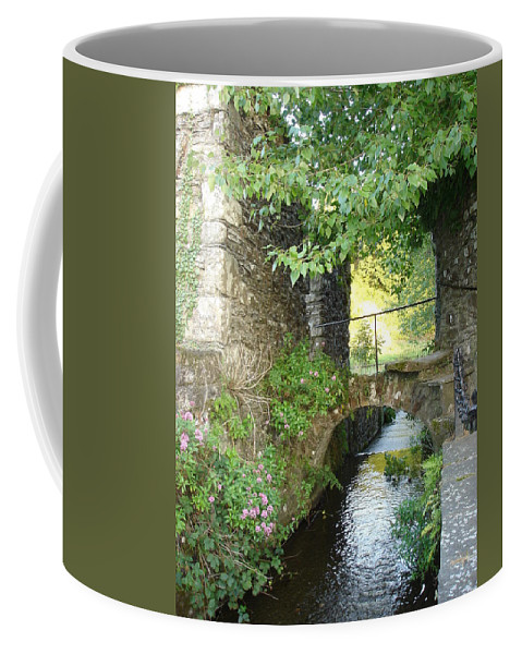 Inistioge Coffee Mug featuring the photograph Inistioge by Kelly Mezzapelle