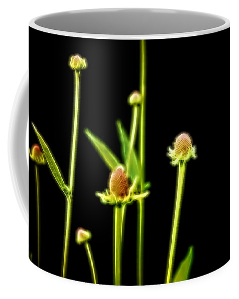 Nature Coffee Mug featuring the photograph Inner Strength by Sharon McConnell