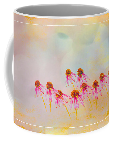 Flower Coffee Mug featuring the photograph Inspiration Of Spring by Beverly Guilliams