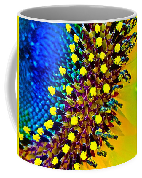 Photographs Coffee Mug featuring the photograph Intimate by Gwyn Newcombe