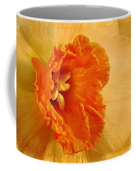 Close Up Coffee Mug featuring the photograph Inviting by Lois Bryan
