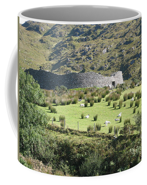 Ireland Coffee Mug featuring the photograph Ireland by Kelly Mezzapelle