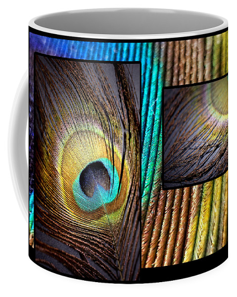 Lauren Radke Coffee Mug featuring the photograph Iridescent Beauty by Lauren Radke
