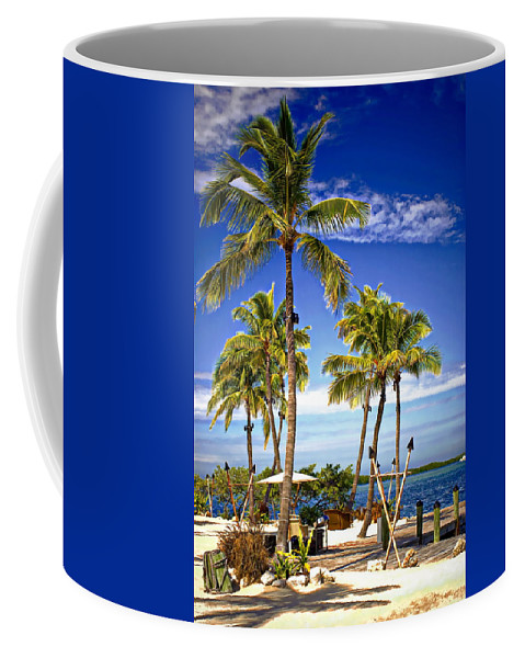 Ocean Coffee Mug featuring the photograph Islamorada - Florida by Anthony Dezenzio