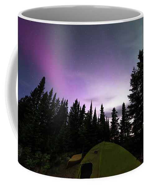 Isle Royale Coffee Mug featuring the photograph Isle Royale Pickerel Cove Nl by Shane Mossman
