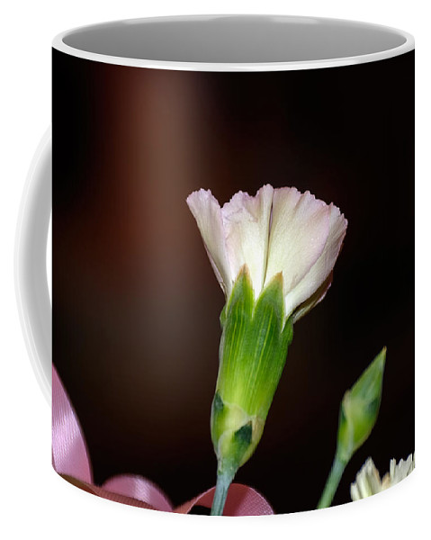 Flower Coffee Mug featuring the photograph Isolated Flower by Scott Bryan