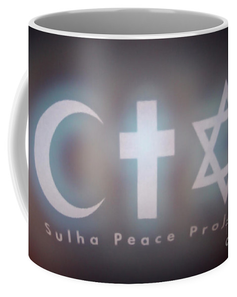 Peace Coffee Mug featuring the photograph Israel Palestinian Cooperation by Chen Leopold