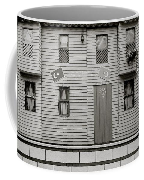 House Coffee Mug featuring the photograph Istanbul House by Shaun Higson