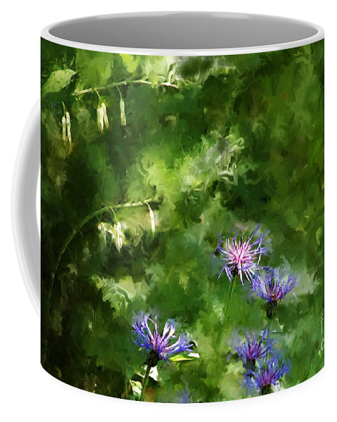 Digital Photo Coffee Mug featuring the photograph It's A Still Life I Want To Color by David Lane