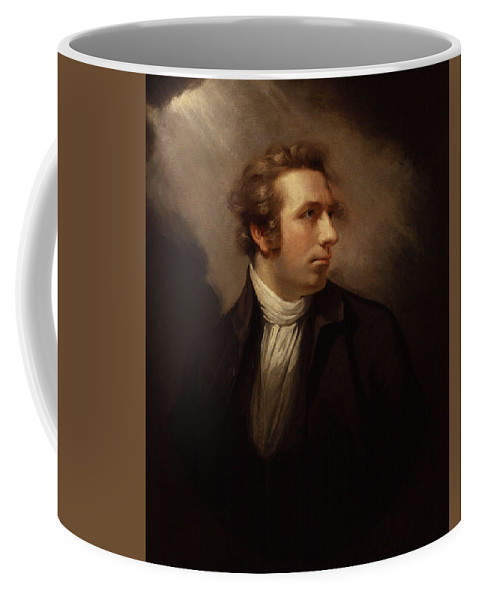 Henry Fuseli Coffee Mug featuring the painting James Northcote by Henry Fuseli
