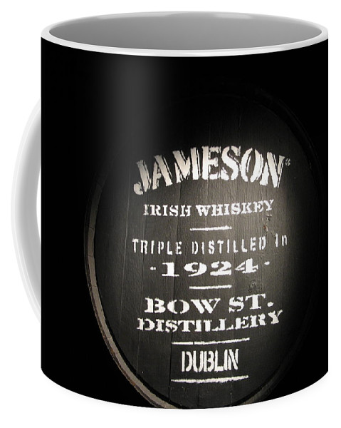 Jameson Coffee Mug featuring the photograph Jameson by Kelly Mezzapelle