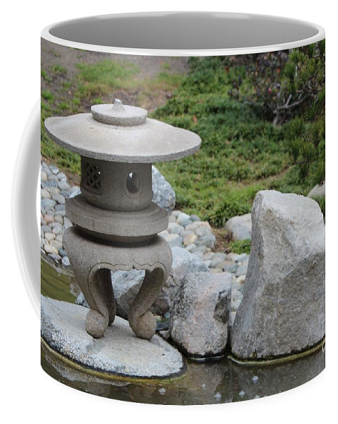 Japanese Friendship Garden Coffee Mug featuring the photograph Japanese Friendship Garden 5 by Marta Robin Gaughen