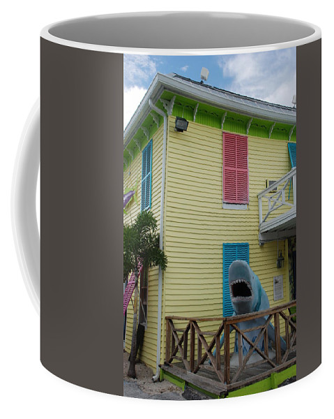 Jaws Coffee Mug featuring the photograph Jaws by Rob Hans