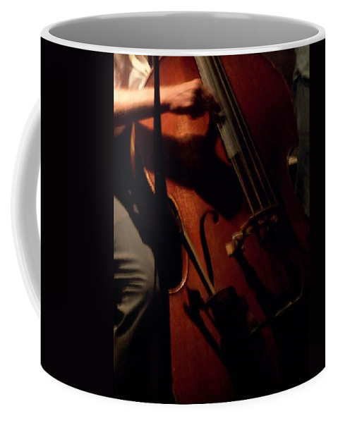 Jazz Coffee Mug featuring the photograph Jazz Estate 1 by Anita Burgermeister