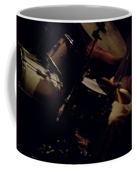Jazz Coffee Mug featuring the photograph Jazz Estate 13 by Anita Burgermeister