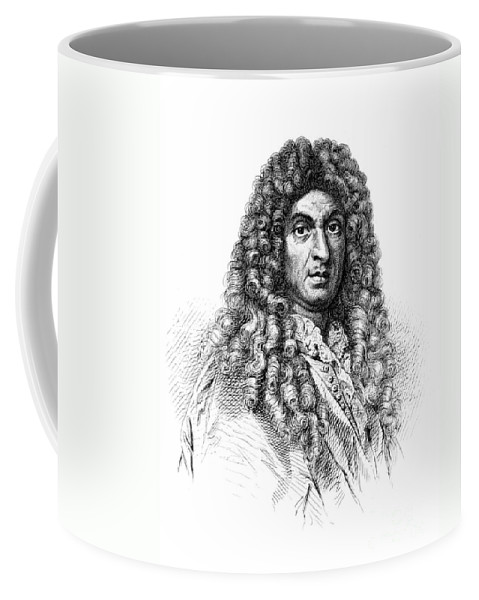 Fine Arts Coffee Mug featuring the photograph Jean-baptiste Lully, French Composer by Science Source