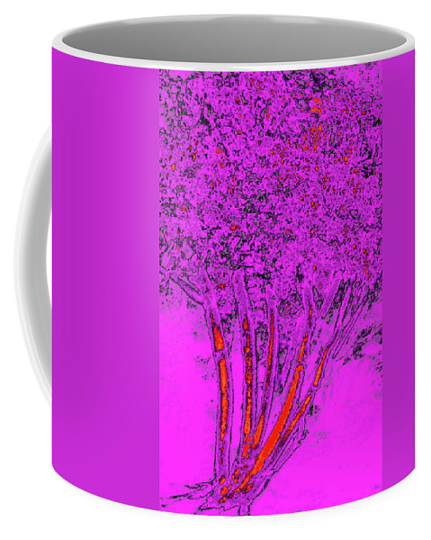 Trees Coffee Mug featuring the photograph Jelks Fingerling 10 by Gary Bartoloni