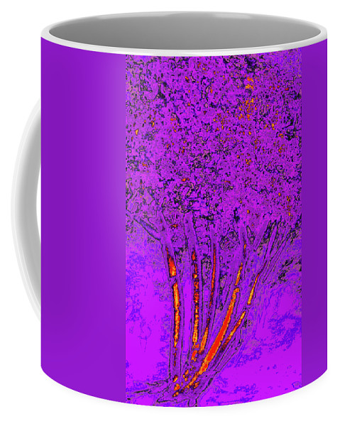 Trees Coffee Mug featuring the photograph Jelks Fingerling 11 by Gary Bartoloni