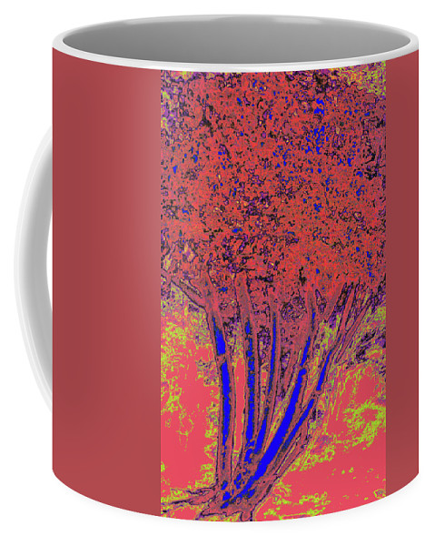 Trees Coffee Mug featuring the photograph Jelks Fingerling 15 by Gary Bartoloni