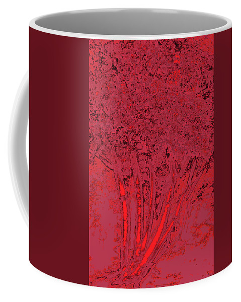 Trees Coffee Mug featuring the photograph Jelks Fingerling 18 by Gary Bartoloni