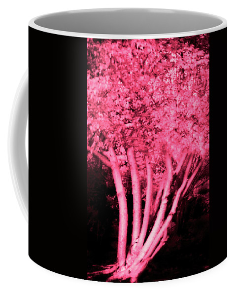 Trees Coffee Mug featuring the photograph Jelks Fingerling 2 by Gary Bartoloni