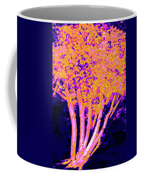 Trees Coffee Mug featuring the photograph Jelks Fingerling 3 by Gary Bartoloni