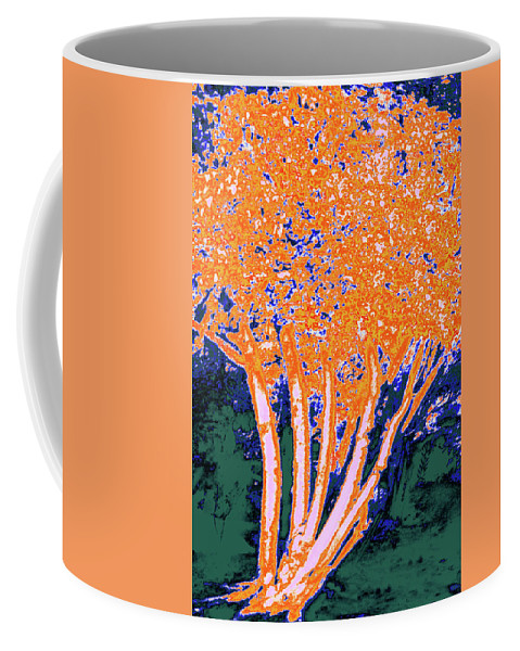 Trees Coffee Mug featuring the photograph Jelks Fingerling 4 by Gary Bartoloni