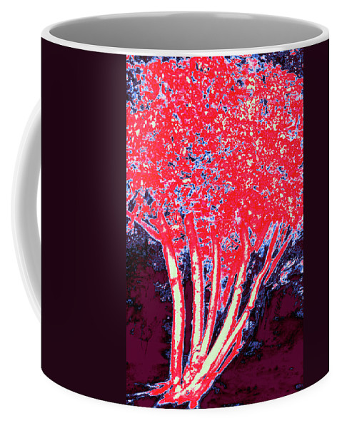 Trees Coffee Mug featuring the photograph Jelks Fingerling 5 by Gary Bartoloni