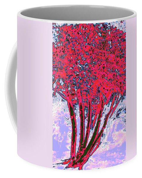 Trees Coffee Mug featuring the photograph Jelks Fingerling 6 by Gary Bartoloni