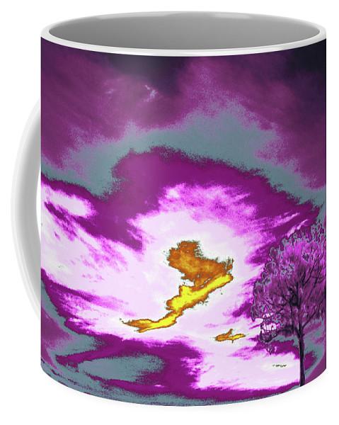 Trees Coffee Mug featuring the photograph Jelks Pine 8 by Gary Bartoloni