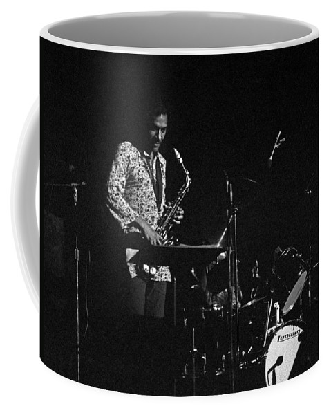 Jimmy Lyons Coffee Mug featuring the photograph Jimmy Lyons by Lee Santa