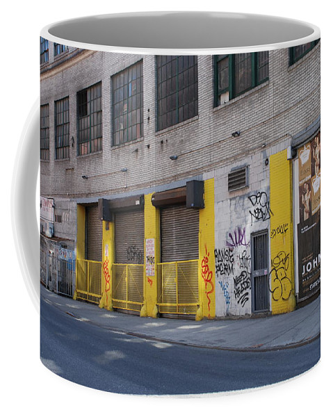 Architecture Coffee Mug featuring the photograph John Adams by Rob Hans