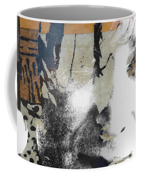 The Beatles Coffee Mug featuring the digital art John Lennon - In My Life by Paul Lovering