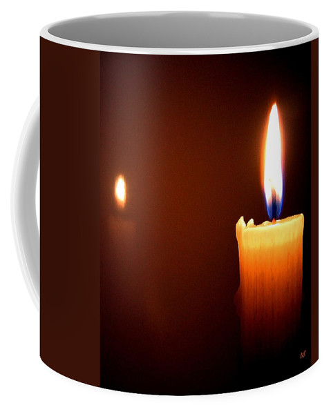 Reflection Coffee Mug featuring the photograph Joie De Vivre by Will Borden