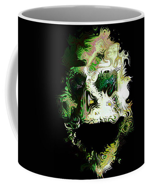 Digital Coffee Mug featuring the digital art Jorsen by Steven Scanlon