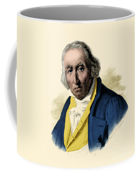 Science Coffee Mug featuring the photograph Joseph-marie Jacquard, French Inventor by Science Source