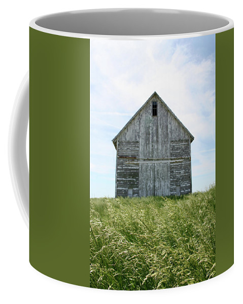June Crib V Coffee Mug featuring the photograph June Crib V by Dylan Punke