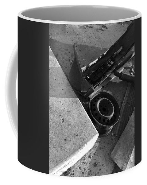 Junk Coffee Mug featuring the photograph Junk #1 by Julian Grant