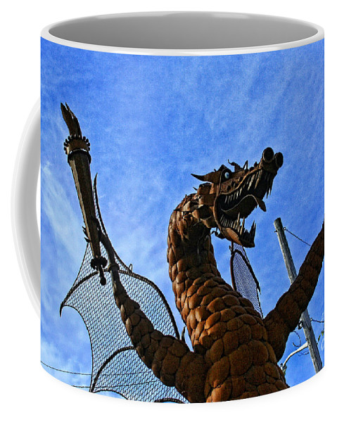 Jurustic Park Coffee Mug featuring the photograph Jurustic Park - 2 by Tommy Anderson
